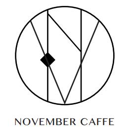 November Café logo click to visit site