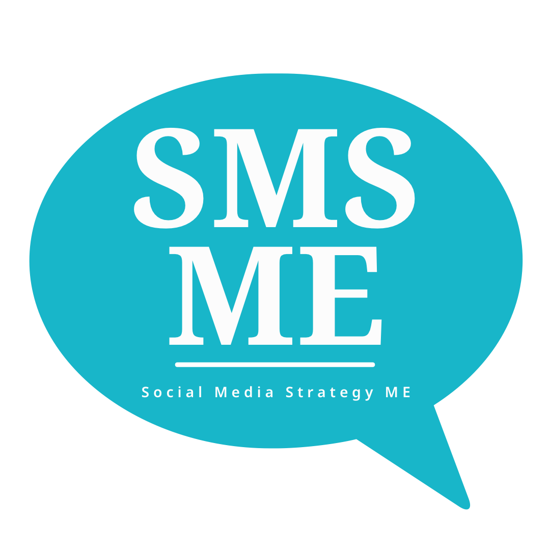 Social Media Strategy ME logo